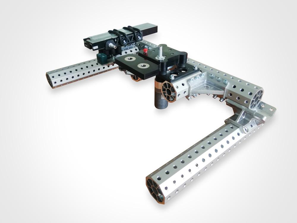 Lutz Precision CapMaster Mobile